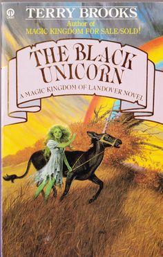 Terry Brooks. The Black Unicorn