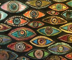 Poster It, Art Public, Hippie Art, Hippie Bohemian, Art Graphique, Eye Art, Psychedelic Art, Art Plastique, Photomontage