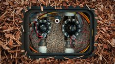 HUNTER PGV Valves- The heart of a sprinkler system.
