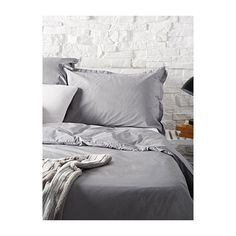 Simons Maison Pure cotton duvet cover set ($23) ❤ liked on Polyvore featuring home, bed & bath, bedding, duvet covers, queen duvet cover set, king size shams, king bedding, queen pillow shams and cotton duvet set