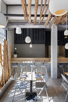 GAKU izakaya - Restaurants / Bars - PROJECTS | STONES&WALLS