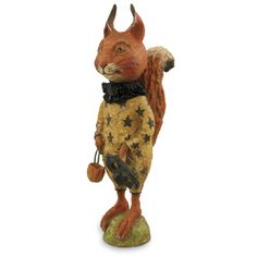 Squirrel Dress Up by Debra Schoch