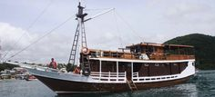 KM Latansa Boat - Komodo boat charter. Detail boat : http://www.komodotours.co.id/mv-latansa-boat-komodo
