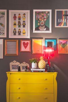 Cômodas são móveis versáteis que podem ser usados em todos os cantos da casa. E você ainda pode pegar um móvel bem barato e customizá-lo!!!