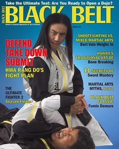 """Hwa Rang Do® on Instagram: """"Defend, Takedown, Submit! Hwa Rang Do®'s 3-Stage Fight Formula (Black Belt Magazine – Feb 2006) """"Everyone knows about the effectiveness of…"""" Mixed Martial Arts, Dojo, Everyone Knows, Self Defense, Black Belt, Traditional Art, Stage, Magazine, How To Plan"""