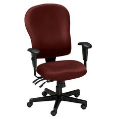 High Back Fabric Ergonomic Computer Chair Black Fabric/Black Frame Ergonomic Computer Chair, Ergonomic Chair, Ball Chair, Mesh Chair, Executive Office Chairs, Home Office Chairs, Industrial Dining Chairs, Outdoor Dining Chair Cushions, Business Furniture