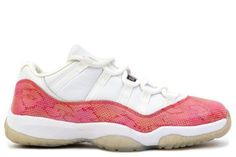 new product 62e3e f6c02 Air Jordan XI Low Pink Snakeskin- I have these.