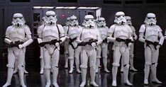 The Never Ending Lead Pile: Star Wars Stormtroopers 25mm