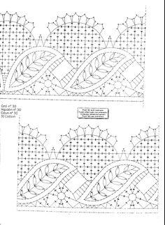 Archivo de álbumes Bobbin Lace Patterns, Weaving Patterns, Doily Art, Bobbin Lacemaking, Needle Lace, Lace Making, Couture, Textile Art, Fiber Art