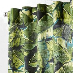 "cayman curtain panel 48""x84"" | CB2"