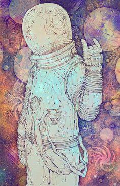 Spaceman - Galactic Salvage Yard