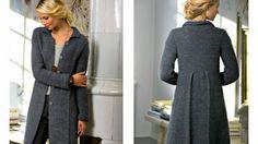Strik Fionas frakke | Femina.dk