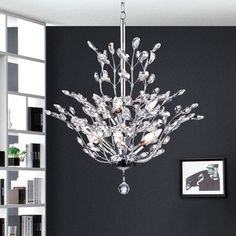 Shop for Anastasia Leaf Chandelier. Get free shipping at Overstock.com - Your…