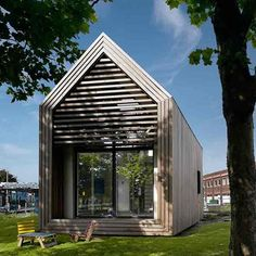 Discover garden room design ideas on HOUSE by House & Garden, including This adaptable design is made in Britain and can achieve zero-carbon status
