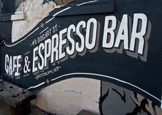 Swallow Cafe by No Entry Design, via Behance