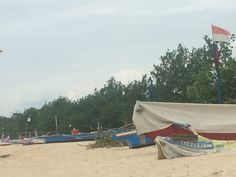Beach in Jimbaran