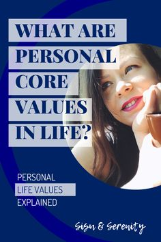 Staying true to yourself means living in alignment with your personal core values. If you don't know what your own values are, here are steps to discovering them. Be Honest With Yourself, Be True To Yourself, Personal Core Values, What Are Values, Life Values, Meant To Be Yours, Question Everything, Meaningful Life