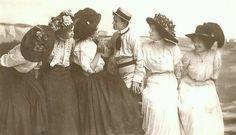 spellbound-one:1909 group of teens
