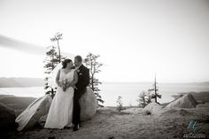 My bride at Lakeview Lodge @ Heavenly    photo by Hall Creations Photography