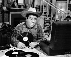 Lou Costello - Little Giant, 1946.