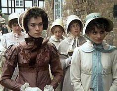 The Bennet Girls Pride and Prejudice (1980)