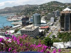 Port Moresby, National Capital District, Papua New Guinea.