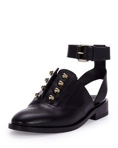 ac31806cad2 Balenciaga takes the piercing trend to a cool