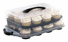 Oneida 24-Count Cupcake Carrying Case $20