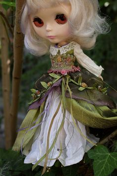 """Forest Fairy"" for Yi Ting 