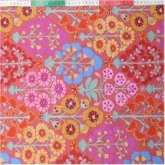 fabric by Kaffe Fassett