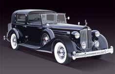 35 Packard Town Car