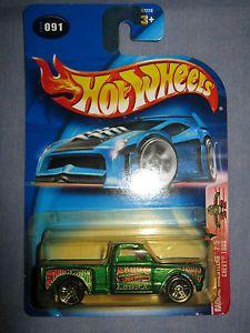 """69 Chevy - Hot Wheels - 1:64 - Radical Wrestlers 2/5 (PICKUP)"