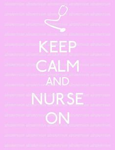 Nurse On my dear nurses