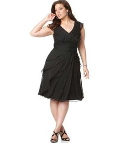 Plus Size Cocktail Dresses for Teens