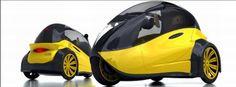 Triciclo elétrico brasileiro – Planeta Sustentável