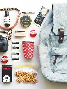 Going out of town this summer? Here are the 10 packing essentials you need for every type of trip. Packing List For Travel, Cruise Travel, Travel Bags, Traveling Tips, Travel Stuff, Summer Travel, Summer Essentials, Travel Essentials, What In My Bag