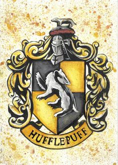 Harry Potter Houses, Harry Potter Characters, Hogwarts Houses, Ravenclaw Logo, Hogwarts Crest, Hufflepuff Pride, Casas Do Harry Potter, Harry Potter Lufa Lufa, Hufflepuff Wallpaper