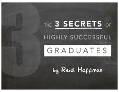 Career infographic : Amazing Career Advice For College Grads From LinkedIn's Billionaire Founder
