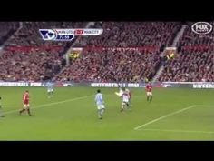 Wayne Rooney Bicycle Kick Goal vs Manchester City (Multiview)
