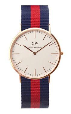 Classic Oxford - Gratis verzending - DANIEL WELLINGTON Horloges - 10:35 Horlogeboetiek - Een Geselecteerde Collectie Horloges