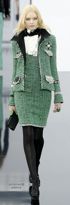 Chanel, Autumn/Winter 2009, Ready to Wear