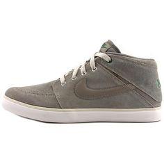Nike Men's 'Suketo Mid Leather' Regular Suede Athletic