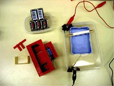 The Science Creative Quarterly » THE MACGYVER PROJECT: GENOMIC DNA EXTRACTION AND GEL ELECTROPHORESIS EXPERIMENTS USING EVERYDAY MATERIALS