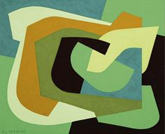 Birger-Carlstedt-composition-in-green.jpg 639×522 pixels