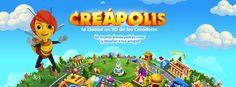 Bienvenidos a Creápolis, el mejor juego de Creación MMORPG, User Generated Content, Isométrico 3D, único en su género.
