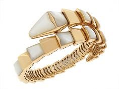bvlgari serpenti bracelet in 18k