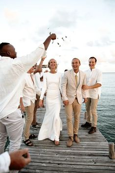 Stunning Mozambique Beach Wedding at Sunrise – Sussurro – Ayeh Photography – Bo and Luca – Bridal Musings 85