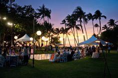 Lanikuhonua Estate in Ko'olina Oahu Wedding Location  derekwongphotography.com