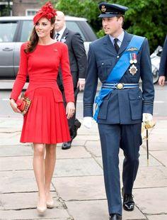 Los duques de Cambridge en el Támesis
