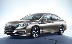 Exterior Photo of 2014 Honda Accord Plug-In - View Silko Honda in Raynham, MA inventory --> www.silkohonda.com